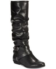 Image of White Mountain Fairfield Boots, Created for Macy's
