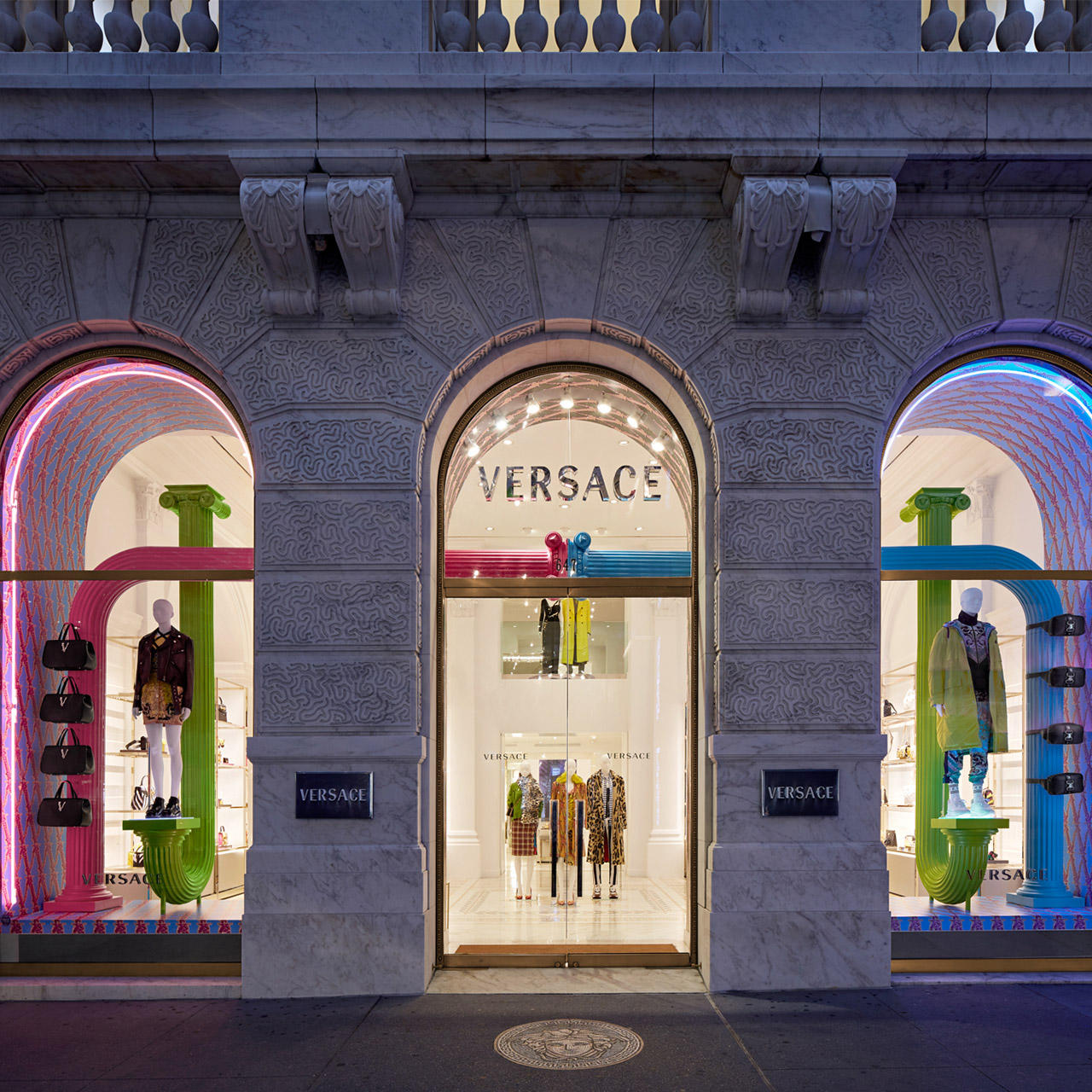 Versace New York City Boutique