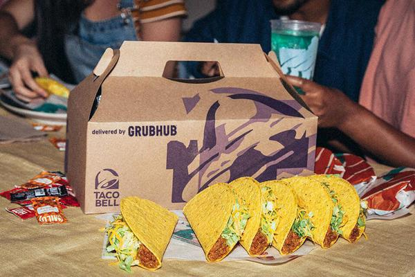 Taco Bell Party Packs