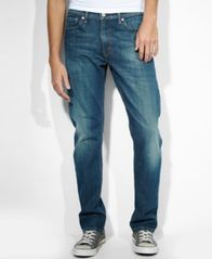 Image of Levi's® 513™ Slim Straight Fit Jeans