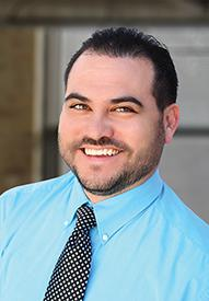 Rob Sanchez Loan officer headshot
