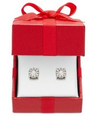 Image of Diamond Stud Earrings (1/3 ct. t.w.) in 14k Gold, Rose Gold or White Gold