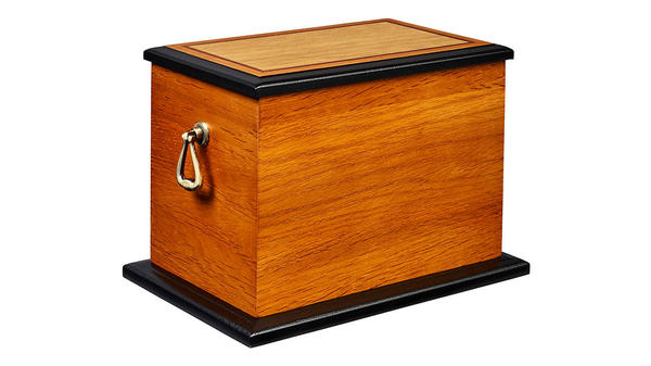 The Dorchester from our Traditional Urns and Ashes Casket collection