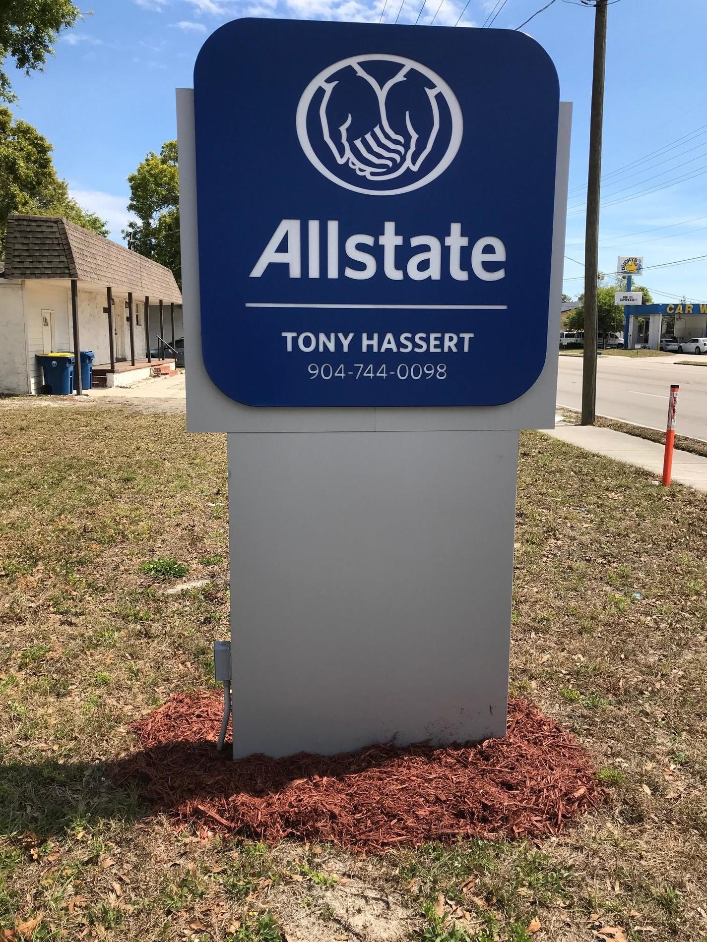 Allstate | Car Insurance in Jacksonville, FL - Tony Hassert