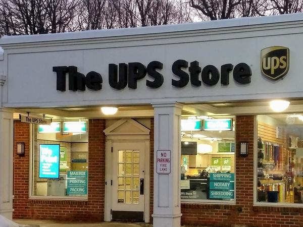 Facade of The UPS Store Wayzata