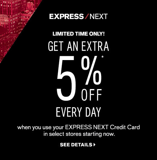 Get an Extra 5% Off Every Day!
