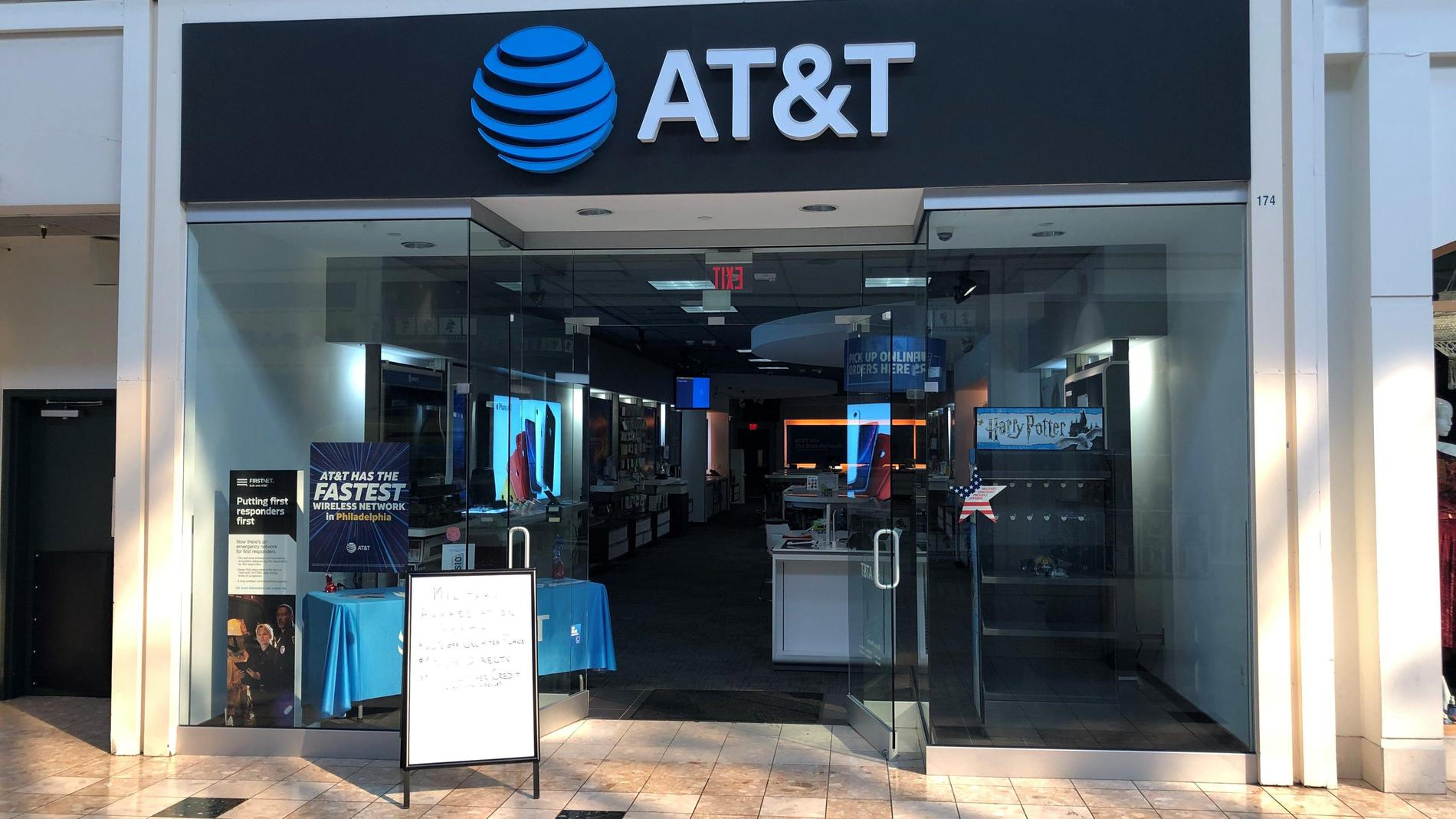 6845be149 AT&T Store - Oxford Valley Mall - Langhorne, PA