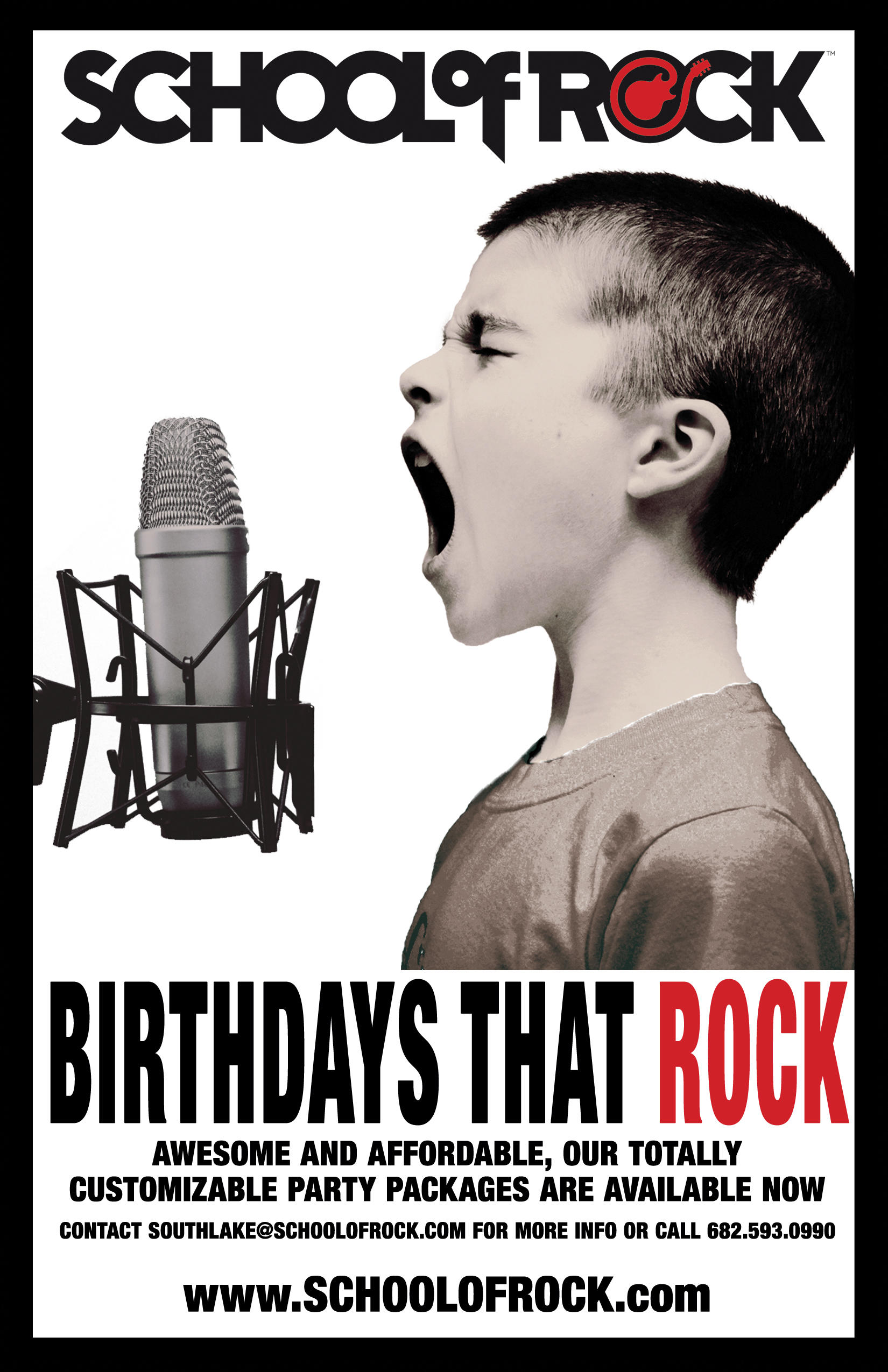 Image of BIRTHDAYS THAT ROCK
