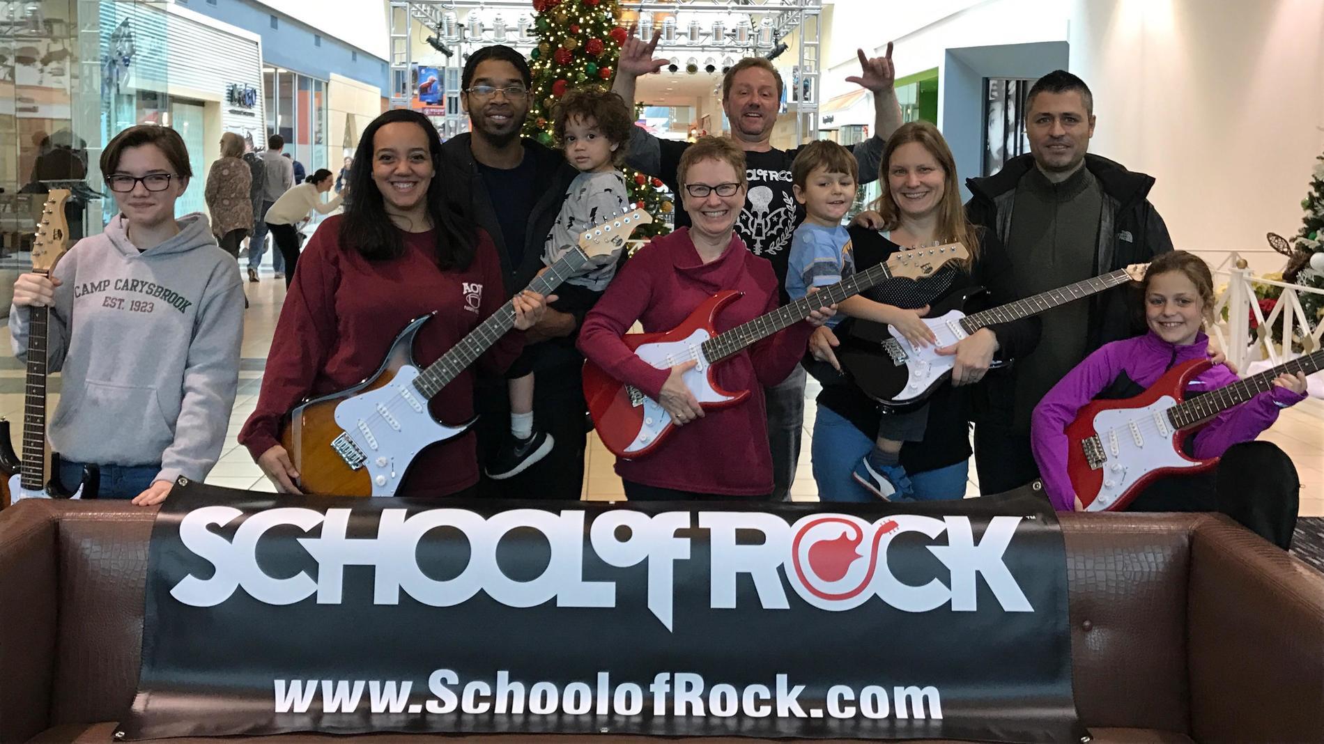 school of rock mill ave