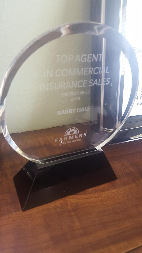 2018 Top Agent In Commercial Sales