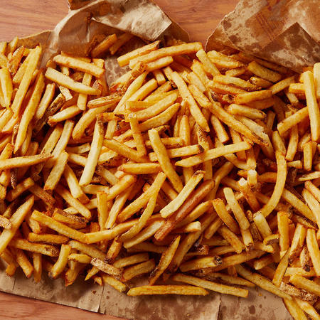 Eine Extraportion Fries
