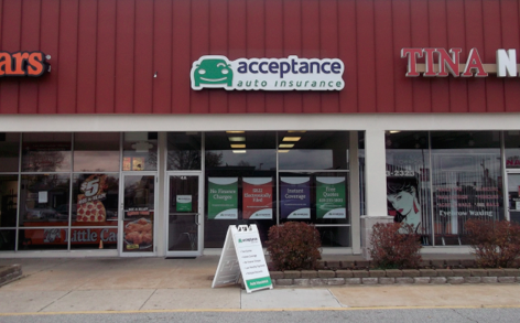 Acceptance Insurance - West Main Street