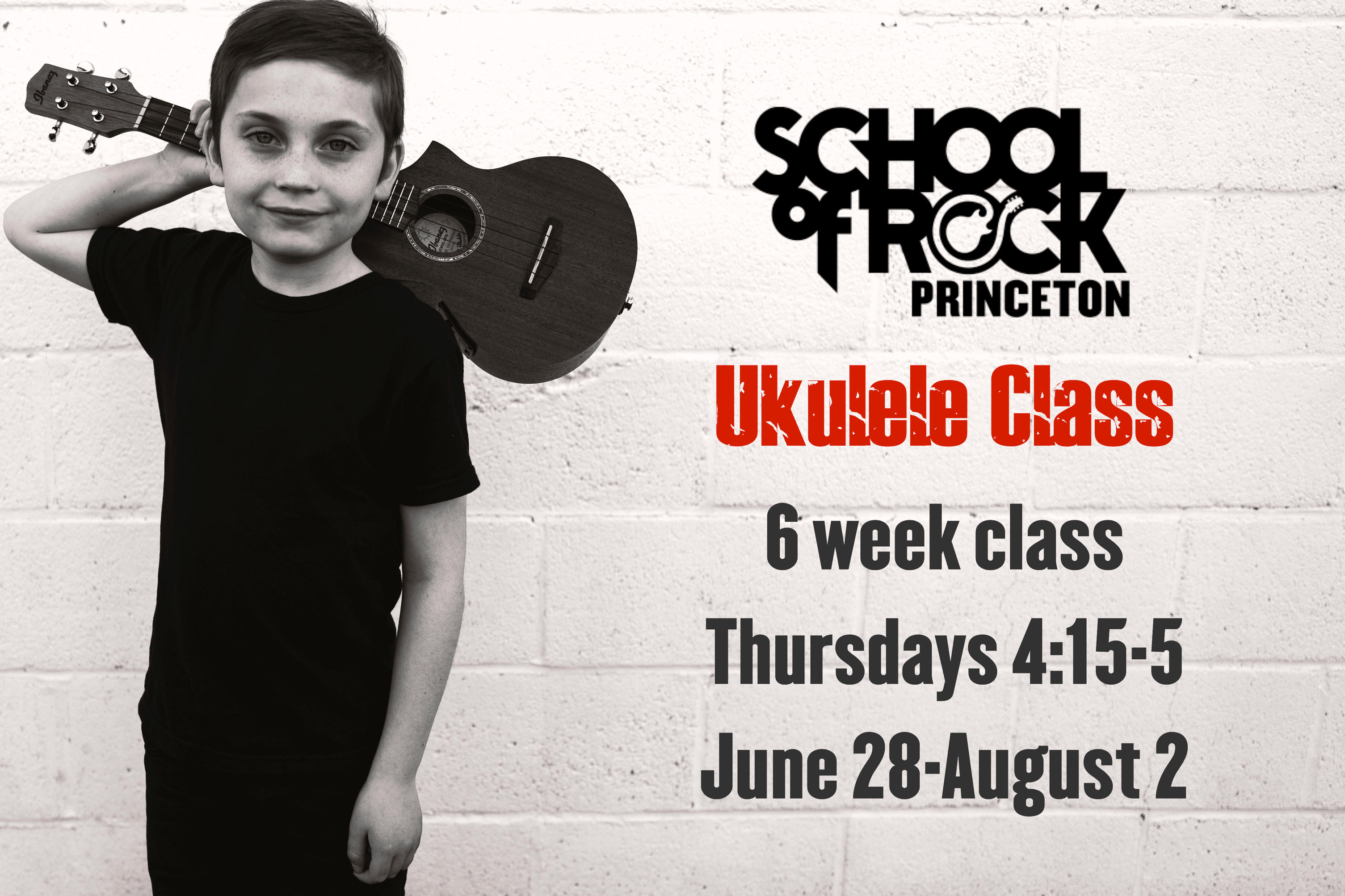 Image of Ukulele Classes