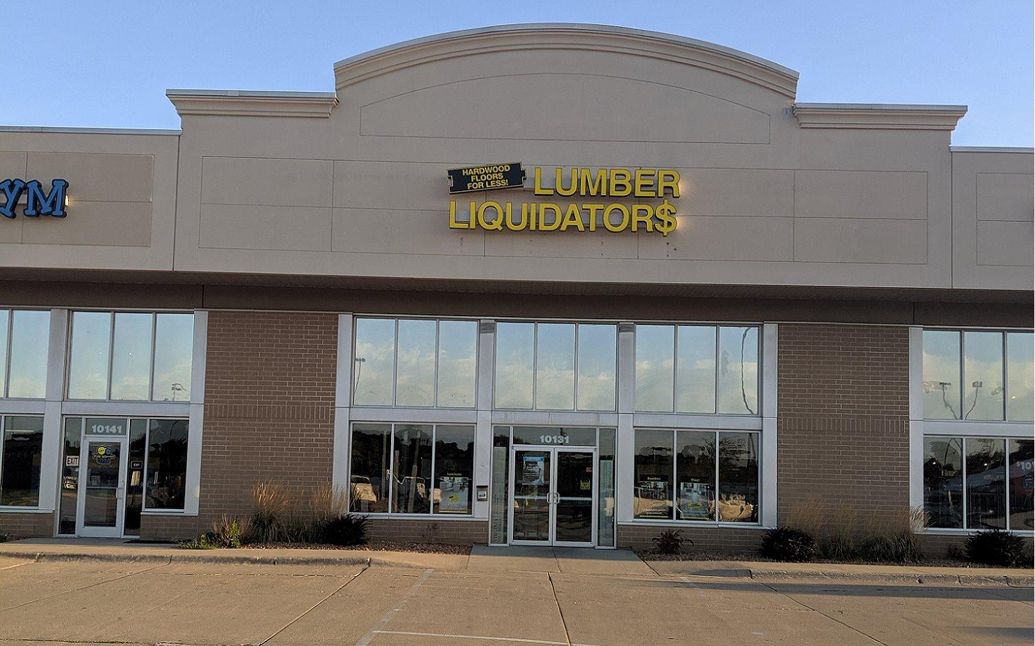 LL Flooring #1087 Urbandale | 10131 Hickman Road | Storefront