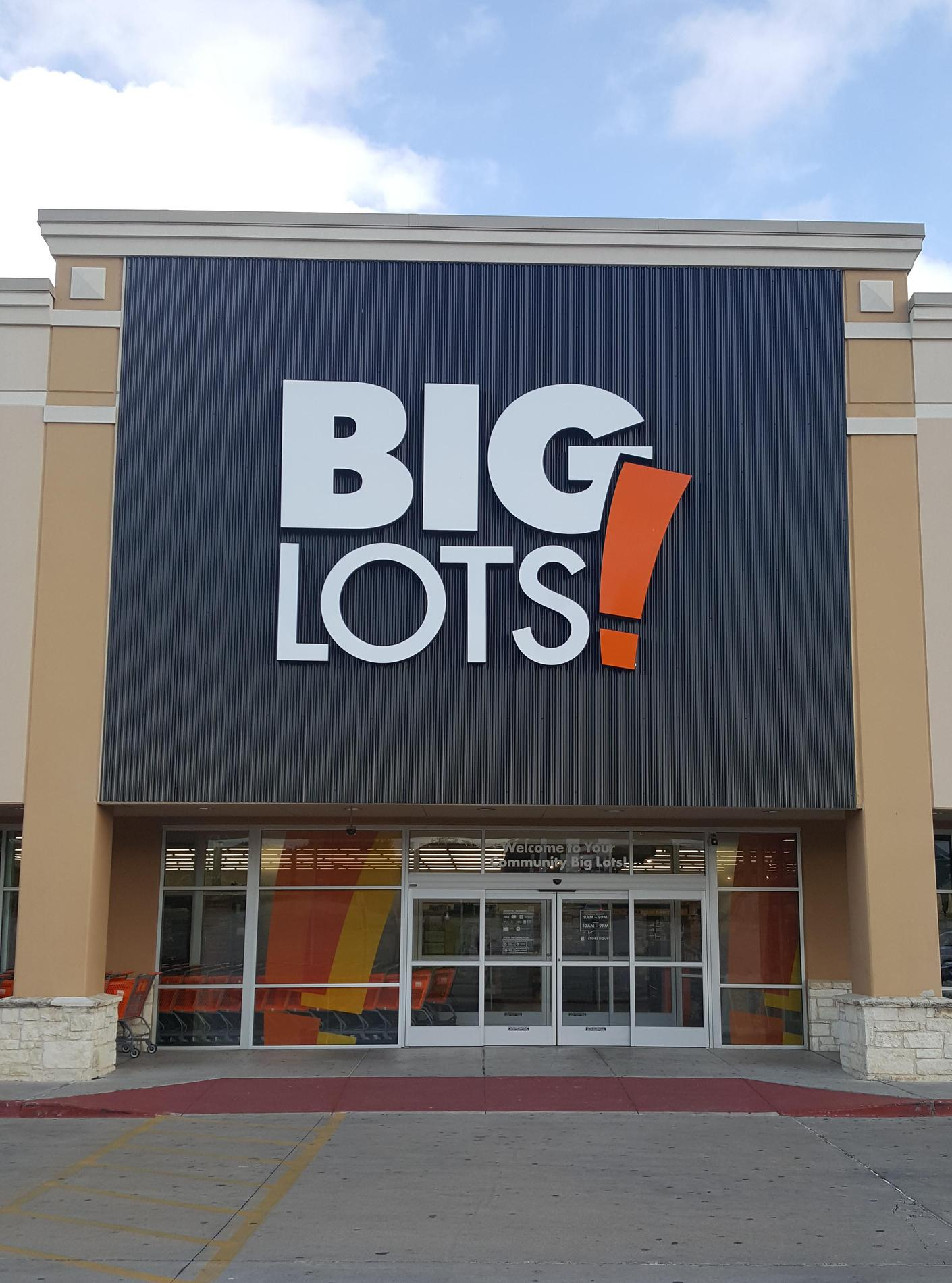 Round Rock, TX Big Lots Store #1859