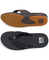 Image of REEF Men's Fanning Thong Sandals with Bottle Opener