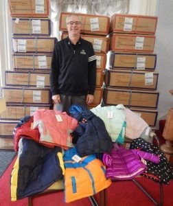 Thomas Turnipseed - Heading: Support for County Coats for Kids