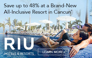 Save up to 48% at a Brand-New All-Inclusive Resort in Cancun*