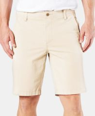 "Image of Dockers Straight Fit Chino Smart 360 Flex 4-way Stretch 9.5"" Shorts"