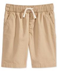 Image of Epic Threads Pull-on Shorts with Functional Drawstring, Little Boys, Created for Macy's