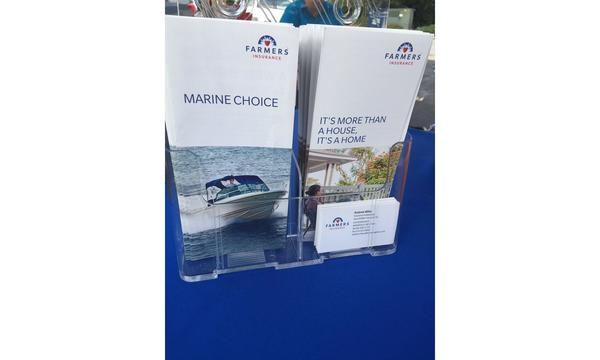 Ask us about our marine insurance program for your watercraft needs!