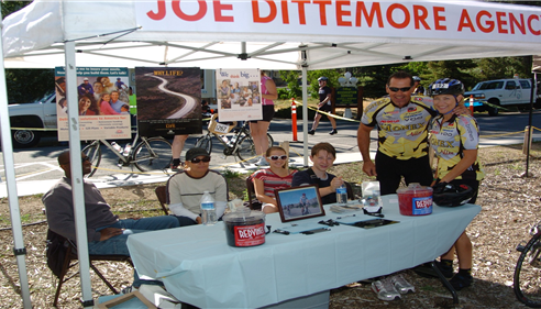 Tour de Big Bear. I have sponsored this event 3 years.