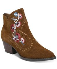 Image of Carlos by Carlos Santana Vivian Embroidered Western Shoes