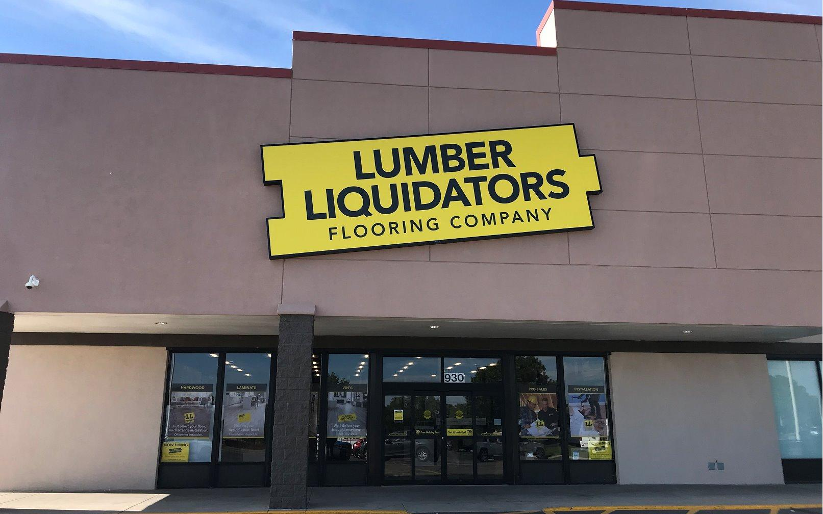 Lumber Liquidators Flooring Co. #1408 Thornton | 930 East 104th Avenue | Store Front