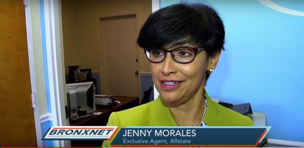 Jenny Morales - Allstate Agency Owners Team Up to Support Homeless Students