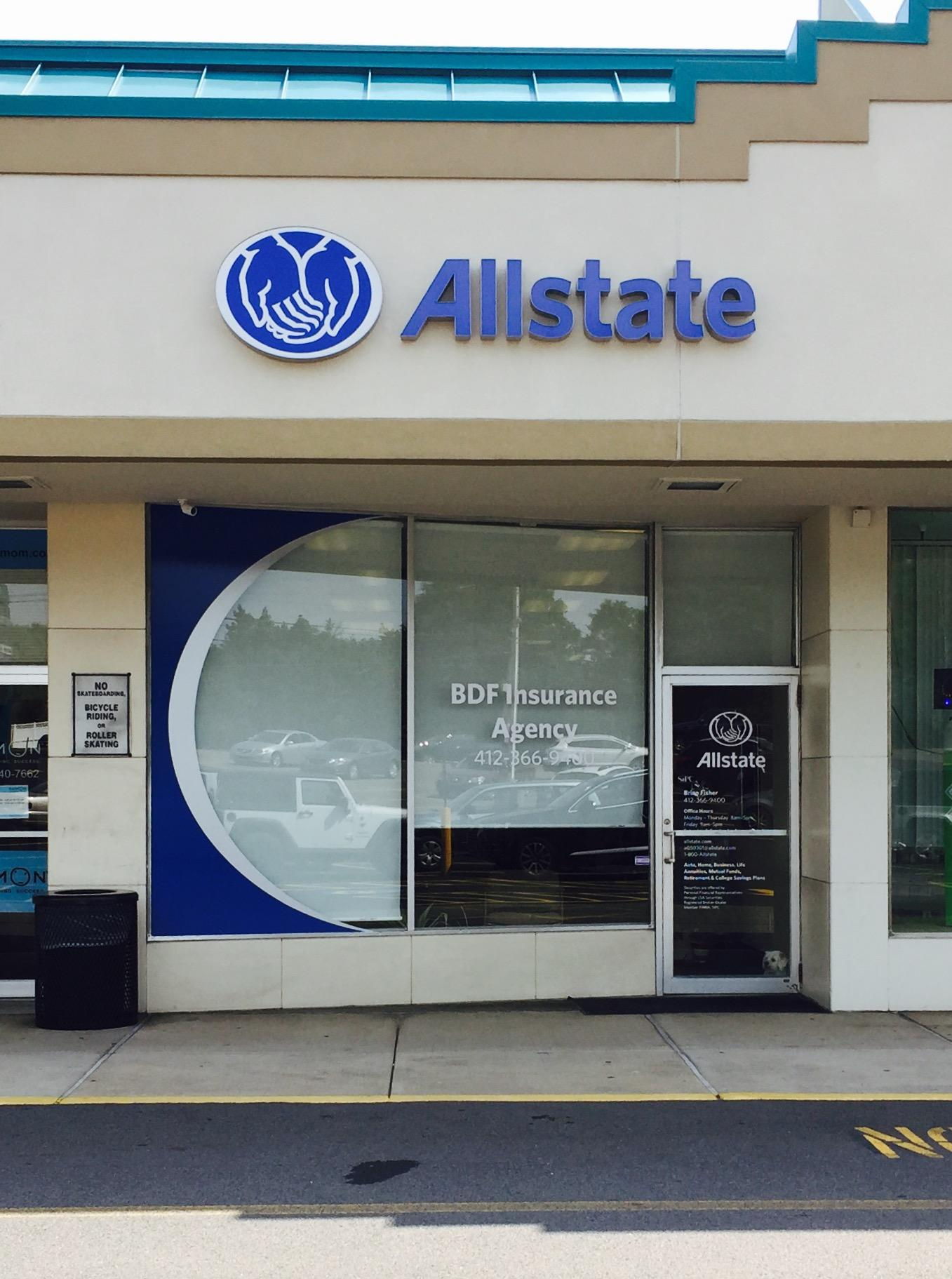 Allstate Car Insurance In Pittsburgh Pa Brian Fisher