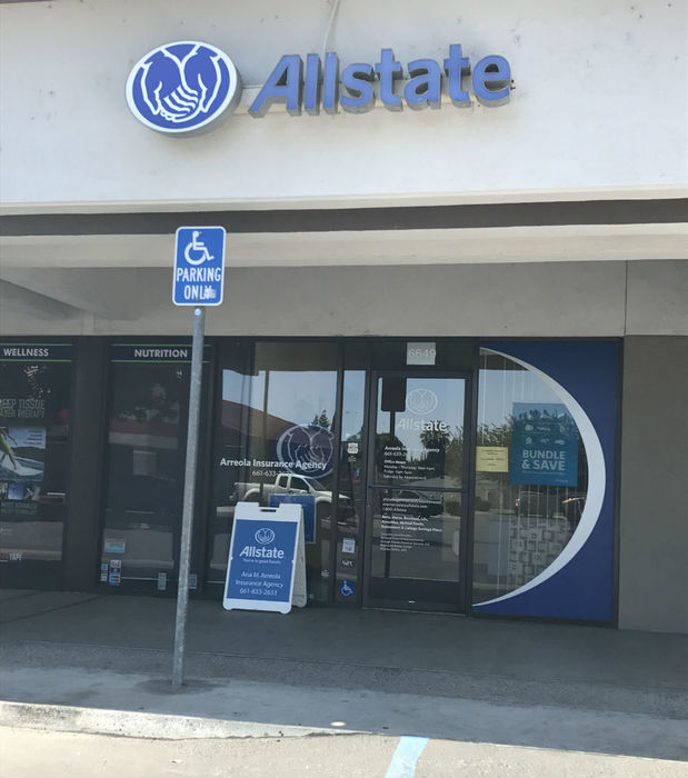 Allstate car insurance in bakersfield ca ana m arreola for Family motors bakersfield ca