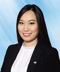 Trang Luong, Insurance Agent