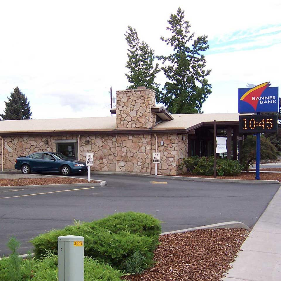 Banner Bank Nob Hill branch in Yakima, Washington