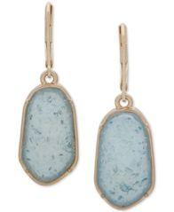 Image of lonna & lilly Gold-Tone Stone Drop Earrings