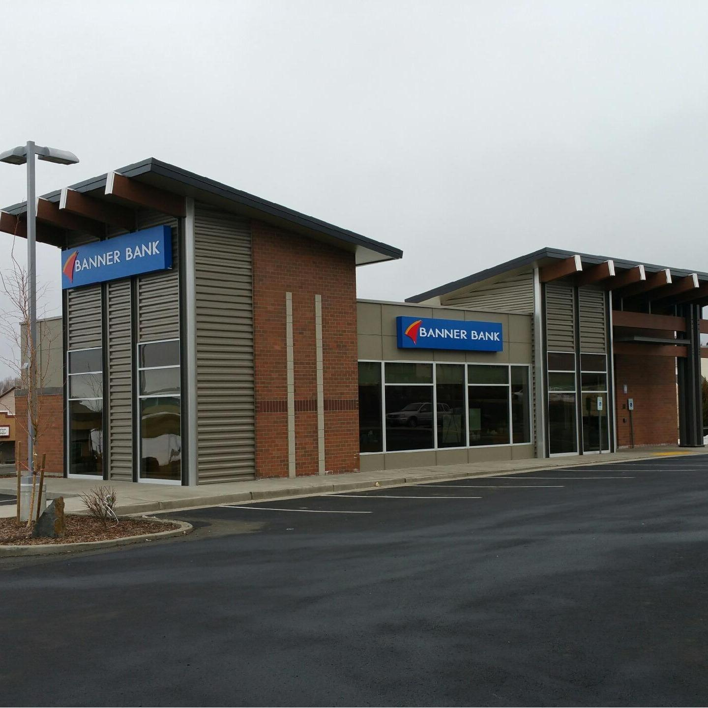 Banner Bank branch in Pullman, WA
