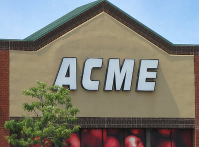 Acme Markets store front picture at 4454 Black Horse Pike in Mays Landing NJ