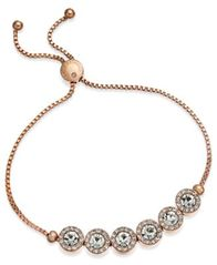 Image of Charter Club Crystal Slider Bracelet, Created for Macy's