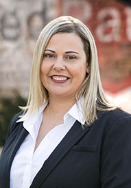 Kim Coreas Loan officer headshot