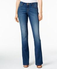 Image of Style & Co. Curvy-Fit Bootcut Jeans, Created for Macy's