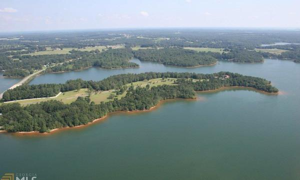 Beautiful Lake Hartwell