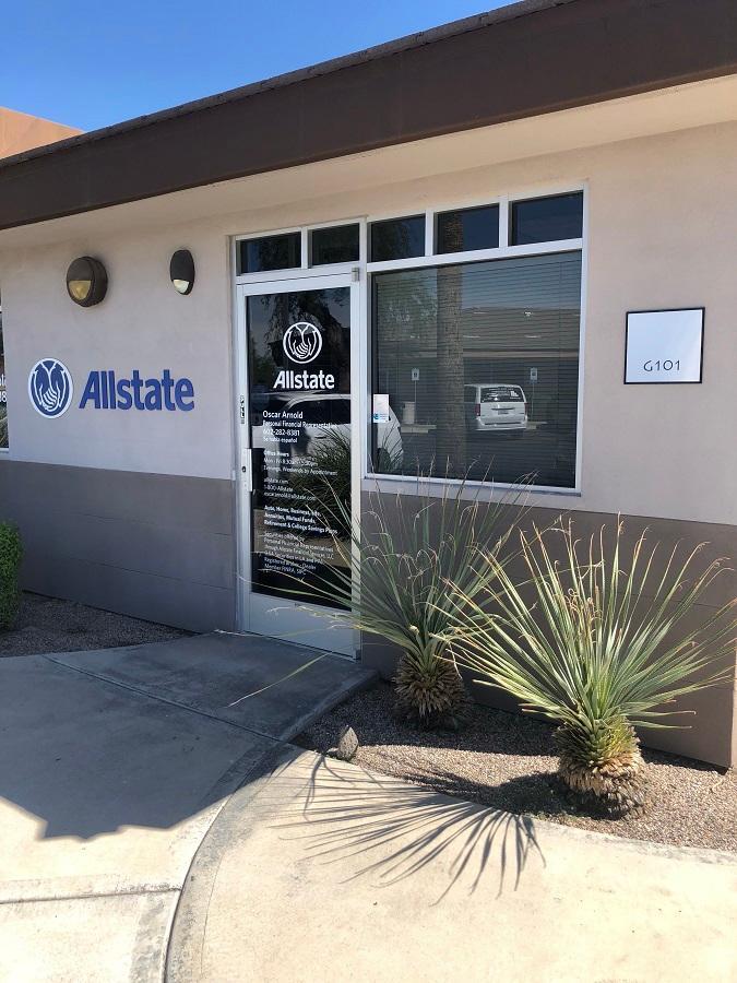Allstate   Car Insurance in Glendale, AZ - Oscar Arnold