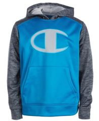 Image of Champion Little Boys Logo Hoodie