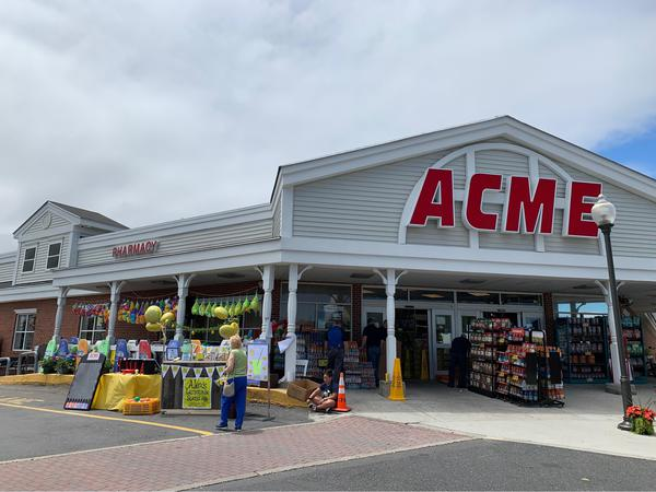 Acme Markets store front picture at 800 West Ave in Ocean City NJ