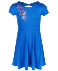 Image of Epic Threads Big Girls Bow-Back Dress, Created for Macy's