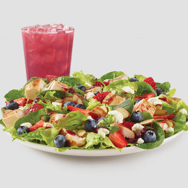 Berry Burst Chicken Salad