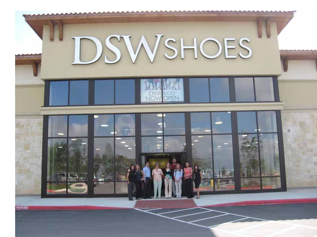 Dsw Shoe Store In San Antonio Tx At The Village At Stone Oak