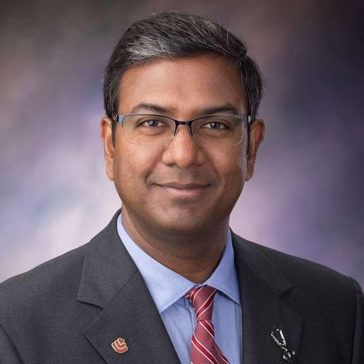 Photo of Srinivas Gangineni, M.D.