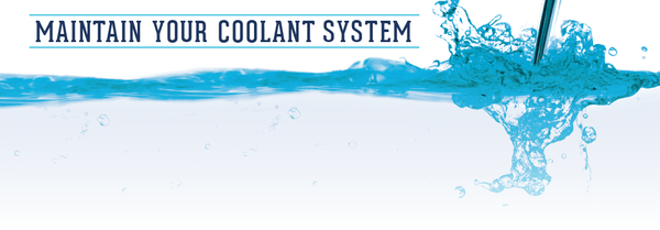 How to Maintain Coolant System in Broomall PA