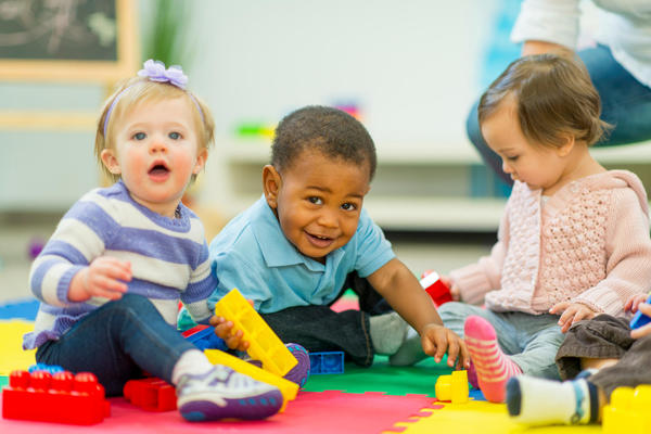 Toddler Program at Childcare Network