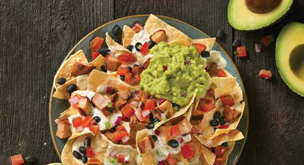 3-Cheese Nachos Picture